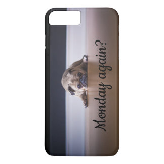 Pug Dog    Monday Again? iPhone 8 Plus/7 Plus Case