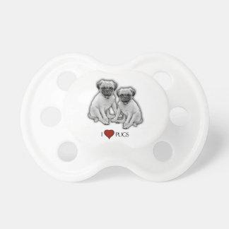 Pug Dogs, I Love Pugs, Pencil Art, Heart Dummy