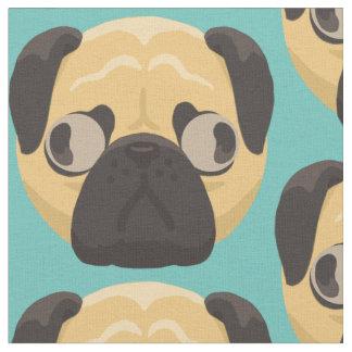 Pug Fabric