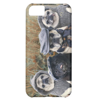 Pug Fall Fashion Phone Case