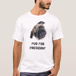 Pug For President Men's Shirt