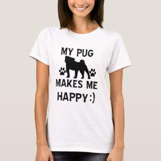 pug  gift items T-Shirt