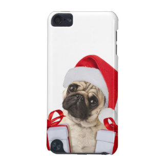 Pug gifts - dog claus - funny pugs - funny dogs iPod touch 5G case