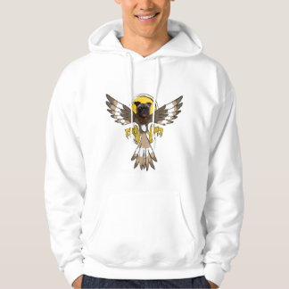 Pug Hawk Sweater