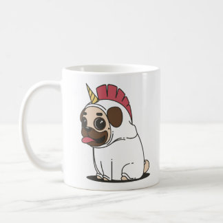 Pug-i-corn Mug