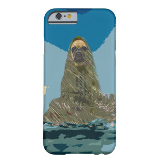 Pug In The Sky Barely There iPhone 6 Case