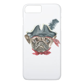 Pug iPhone 8 Plus/7 Plus Case