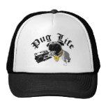 Pug Life $17.95 (11 colours) Trucker Hat