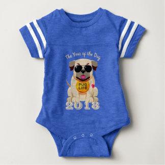 Pug Life custom text shirts & jackets
