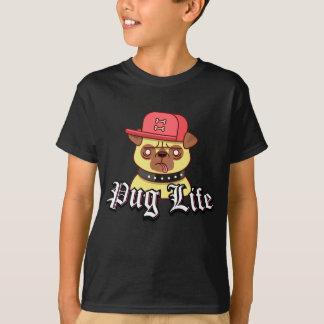 Pug Life Funny Pug Dog T-Shirt