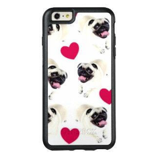 Pug Love Apple iPhone 6 Plus Case