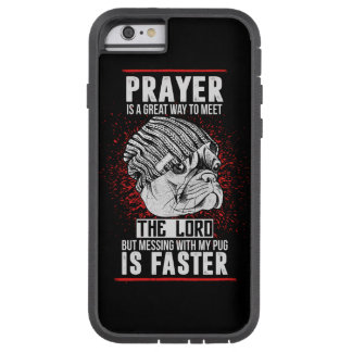 Pug Lovers Tough Xtreme iPhone 6 Case