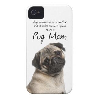 Pug Mom iPhone 4/4S Case