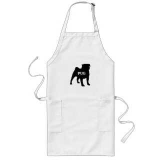 pug name silo long apron