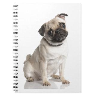 Pug Note Book