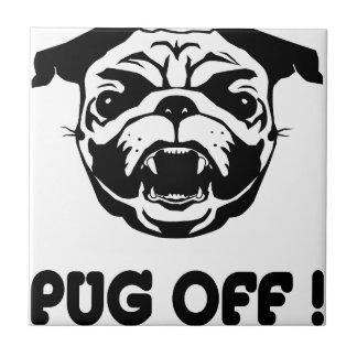 Pug Off Tile