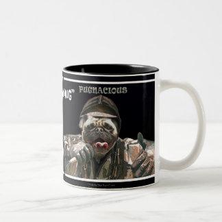 """""""PUG on a MUG"""" Dog Mug"""
