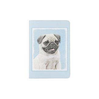 Pug Passport Holder