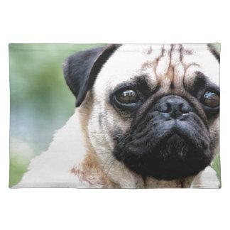Pug Placemat