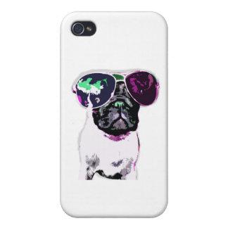 Pug iPhone 4 Cases