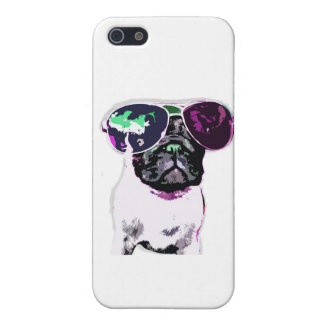 Pug Pop iPhone 5/5S Case