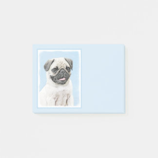 Pug Post-it Notes