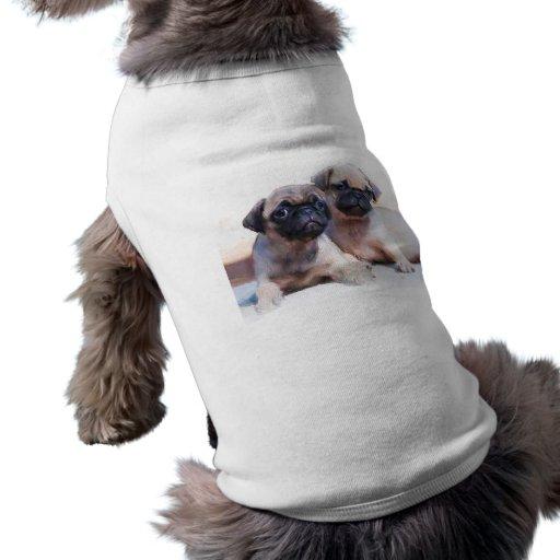 Pug puppies Dog Shirt