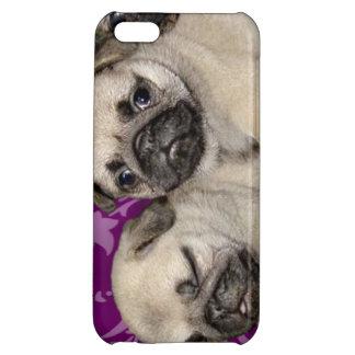 Pug puppies iPhone 5C cover