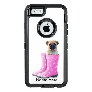 Pug Puppy OtterBox Defender iPhone Case
