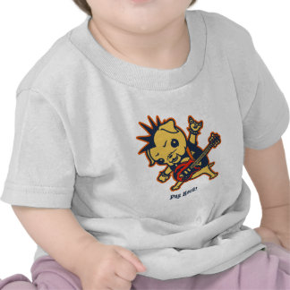Pug Rock -color Shirt