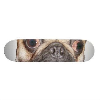 Pug Skate Board Deck