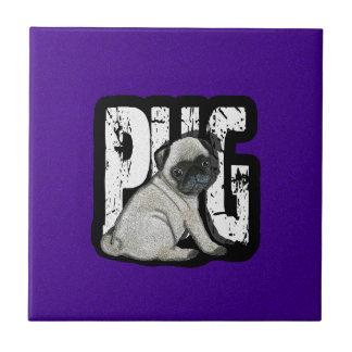 Pug Tile