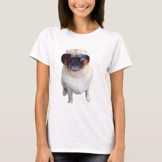 Pug with Sunglasses T-Shirt