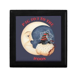Pug You To The Moon! Gift Box