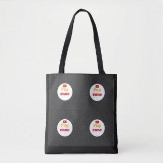 Pugenne Tote Bag