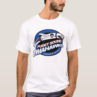 Puget Sound Tomahawks Logo T-Shirt