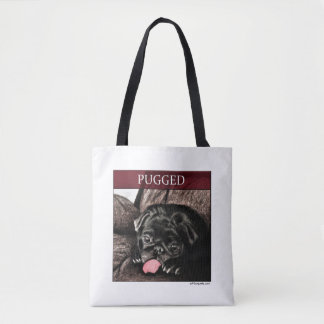 PUGGED Tote Bag Charity Fundraiser