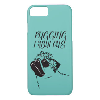 Pugging Fabulous iPhone 8/7 Case