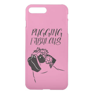 Pugging Fabulous iPhone 8 Plus/7 Plus Case