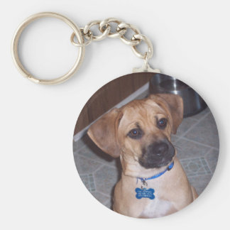 Puggle Key Chain
