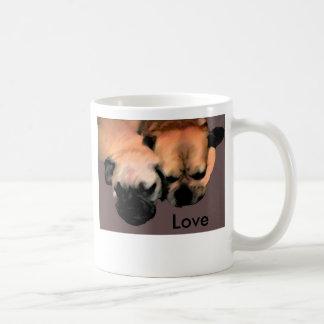 Puggle Love Mug