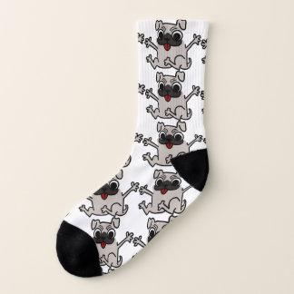 """Puggly"" Socks"