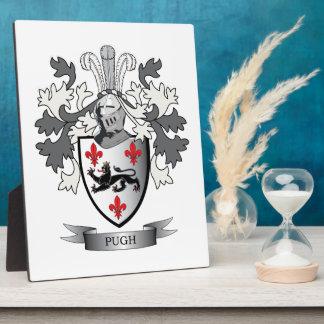 Pugh Family Crest Coat of Arms Photo Plaques