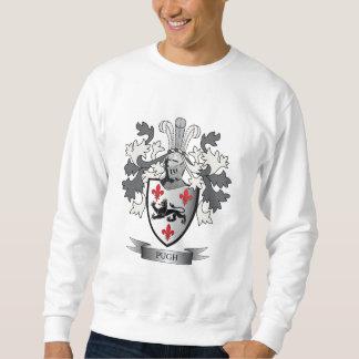 Pugh Family Crest Coat of Arms Sweatshirt