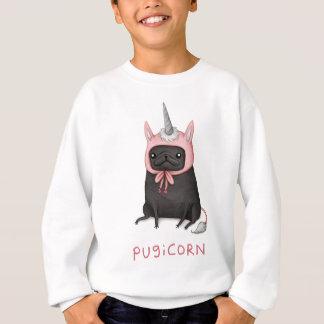 Pugicorn - Cute Unicorn / Pug Sweatshirt