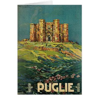 Puglie (Puglia) Greeting Card