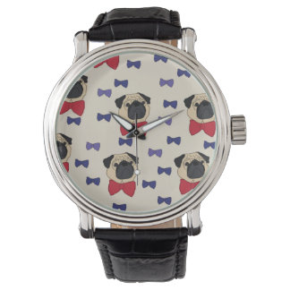 PUGS AND BOWS WATCH