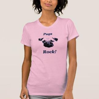 Pug's rock T-Shirt