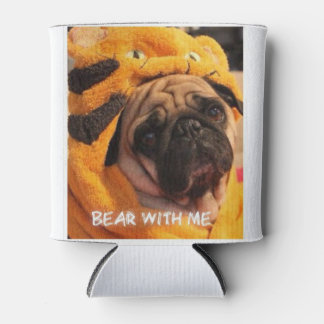 """Pugsley """"Bear With Me"""" Can Cooler"""