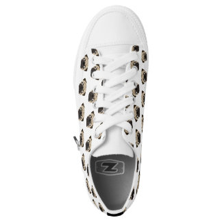 Pugsley Lace Up Low Tops